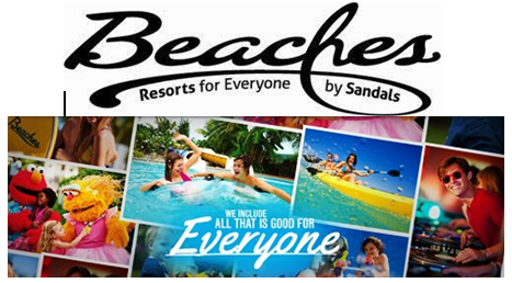 Beaches all inclusive reosort for EVERYONE