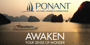 PONANT Awaken your sense of wonder!